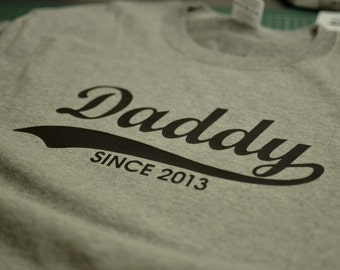 Daddy T shirt Fathers Day tshirt