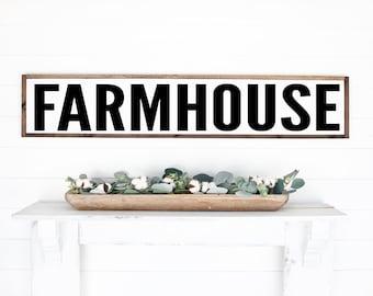 Farmhouse STENCIL ONLY (as seen on instagram @ourfauxfarmhouse)