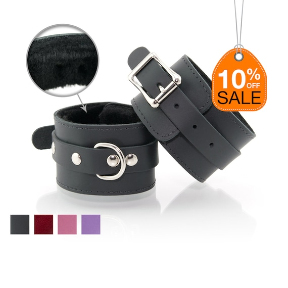 Bed-restraint-system-kit-soft-fur-cuffs-ankle-handcuffs-w/-blindfold-love-belt Other Sexual Wellness Health Care