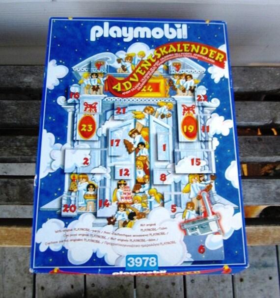 Vintage Playmobil Adventskalender, Advent Calendar