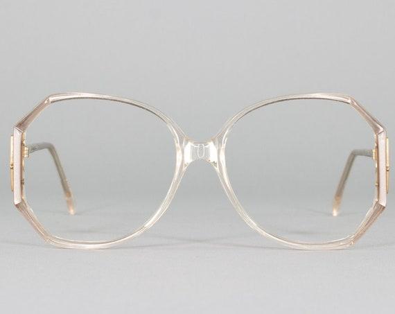 Vintage Eyeglasses Frame | 80s Glasses | Vintage Eyeglass | 1980s Aesthetic | Deadstock - Selma