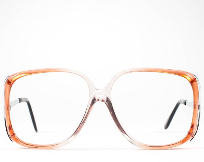 Vintage Eyeglasses | 70s Glasses | 1970s Oversized Glasses Frames | 1970s Deadstock - Rhonda Cherry