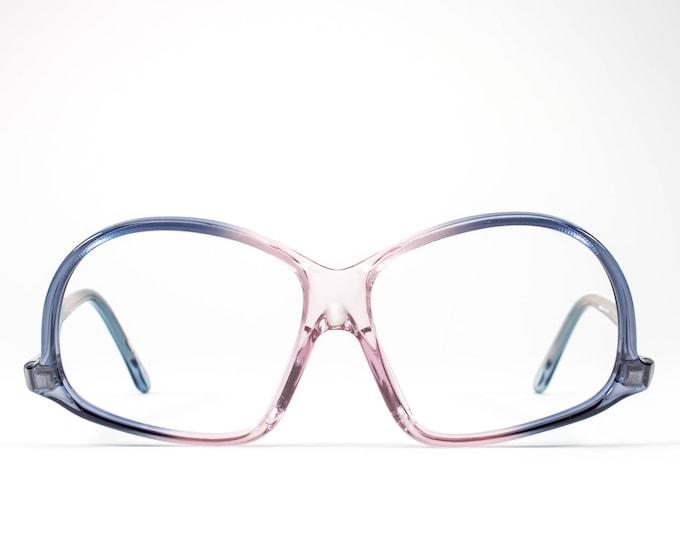 Vintage Eyeglasses | Deadstock 70s Glasses | Glasses Frames | Clear Eyeglass Frames - M20-4