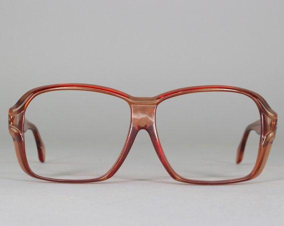 Vintage Eyeglasses | 80s Glasses | Oversized Eyeglass Frame | 1980s Aesthetic - Boulder