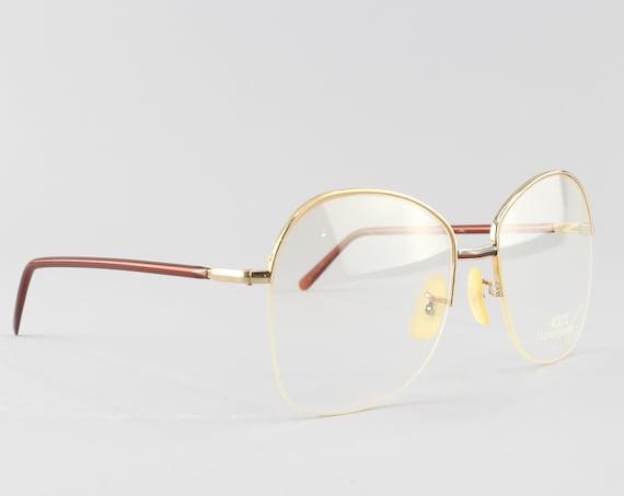 Vintage Eyeglasses | 70s Glasses | American Optical Eyeglass Frame | 1970s Aesthetic - AO909
