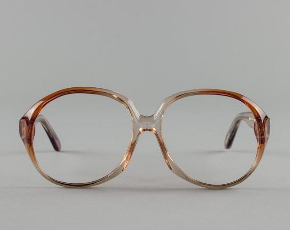 Vintage Eyeglasses Frame | 70s Glasses | Vintage Eyeglass | 1970s Aesthetic | Deadstock - Atlanta 2