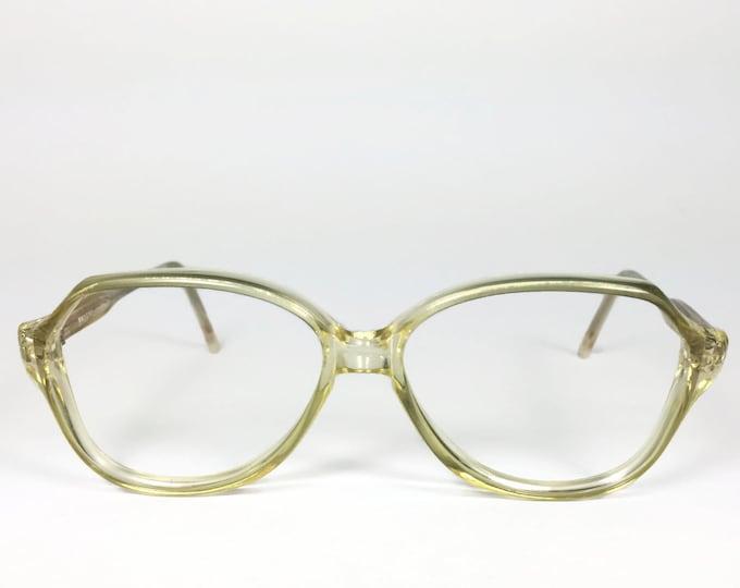 80s Glasses | Vintage Eyeglasses Frame | NOS Retro Eyeglasses  - Sheri