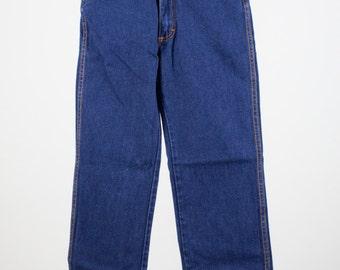 80s Vintage High Waisted Skinny Jeans   Gitano Denim Mom Jeans   Size 3 Short