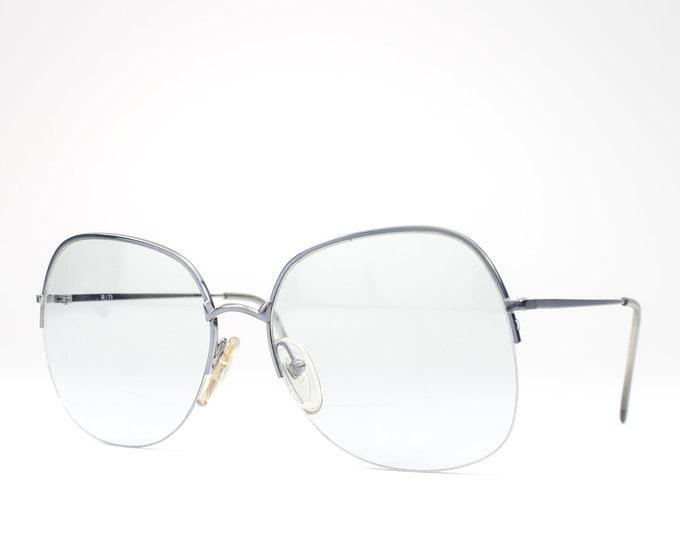 70s Sunglasses | 1970s Vintage Eyeglasses | Oversized Glasses Frames | Seventies Deadstock Eyewear - R/71