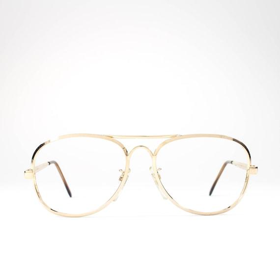 95b10afe174dd Vintage 80s Glasses Aviator Glasses Frames 1980s
