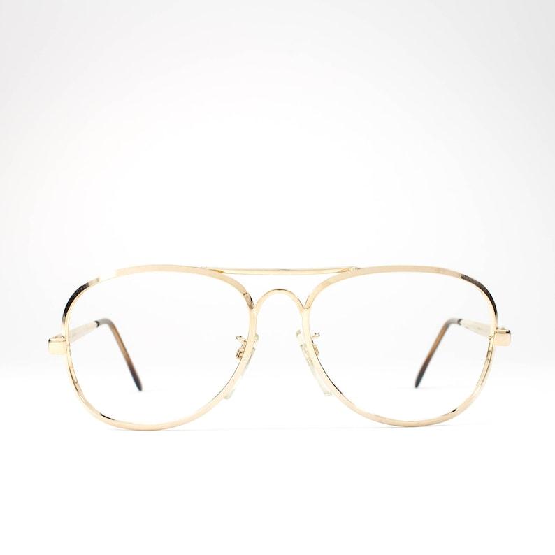 79c99b179c0 Vintage 80s Glasses Aviator Glasses Frames 1980s