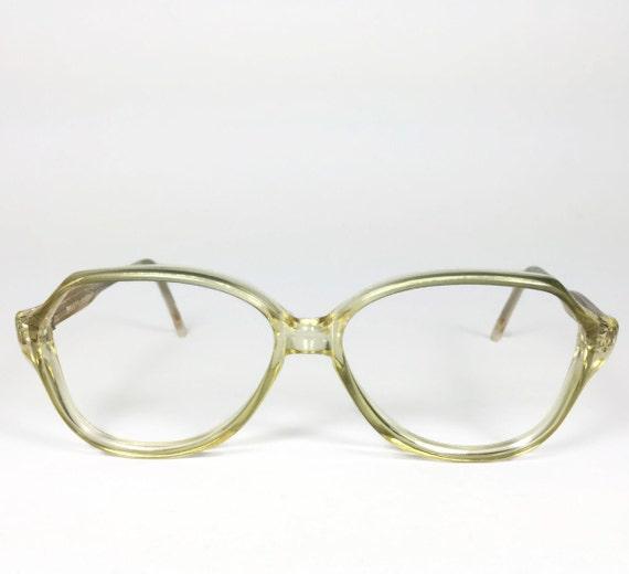 a37daa9a033 80s Glasses Vintage Eyeglasses Frame NOS Retro Eyeglasses