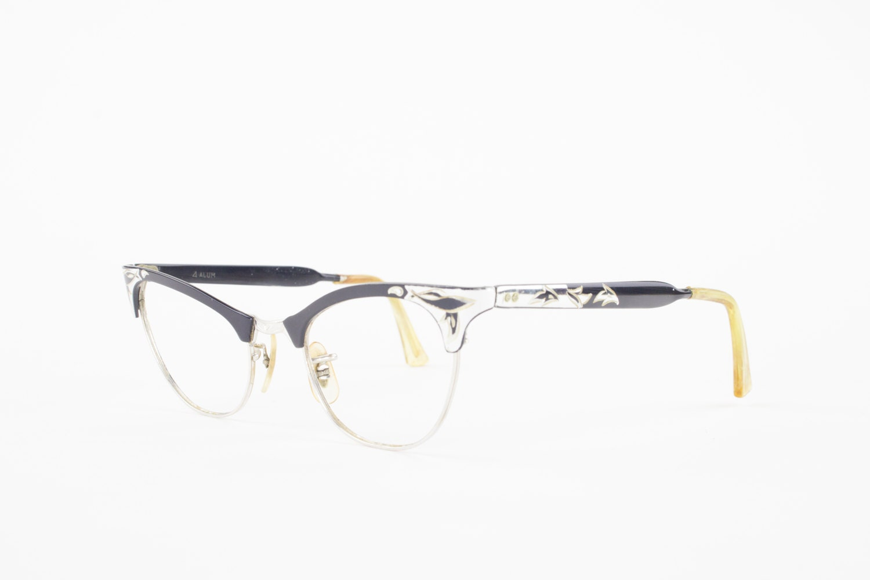 8ac23990535 50s Vintage Cateye Glasses