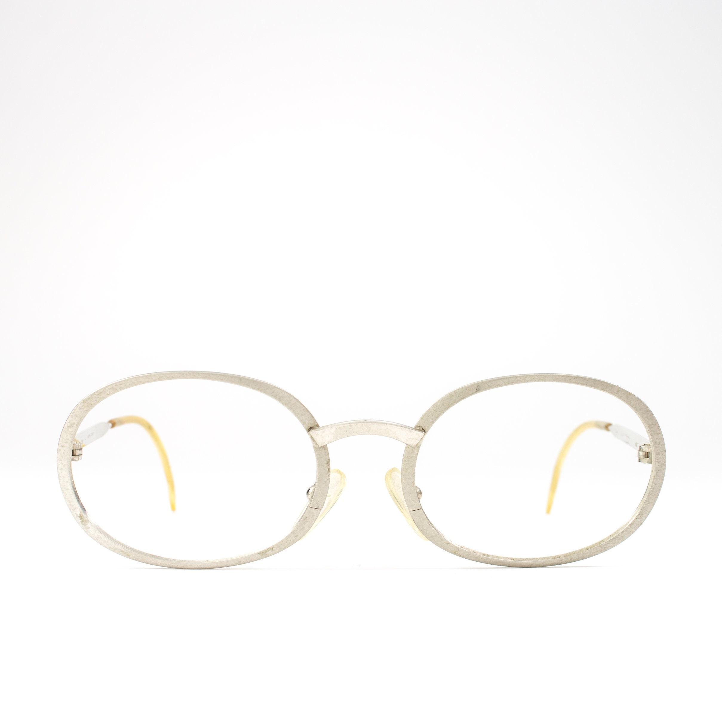 dc26ca23924 ... 1960s Round Eyeglasses