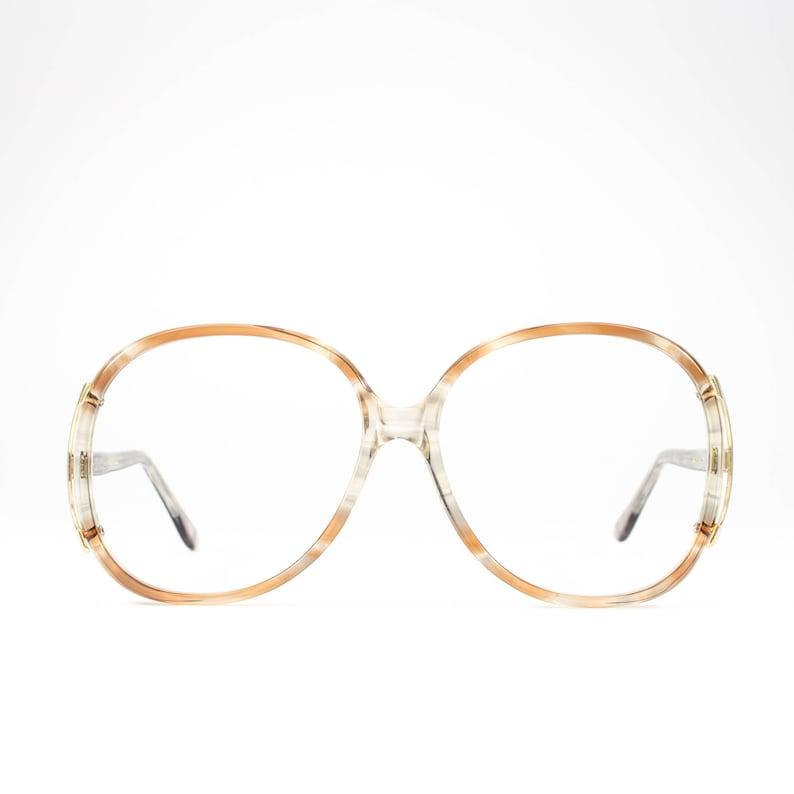 4ce537d165d2 Vintage 80s Glasses Oversized Eyeglasses 1980s Glasses