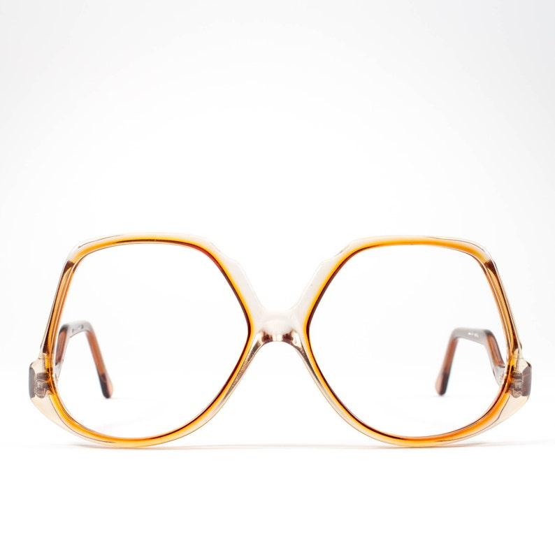 0fc79be2cf52 1970s Glasses Vintage Eyeglasses Oversized 70s Glasses