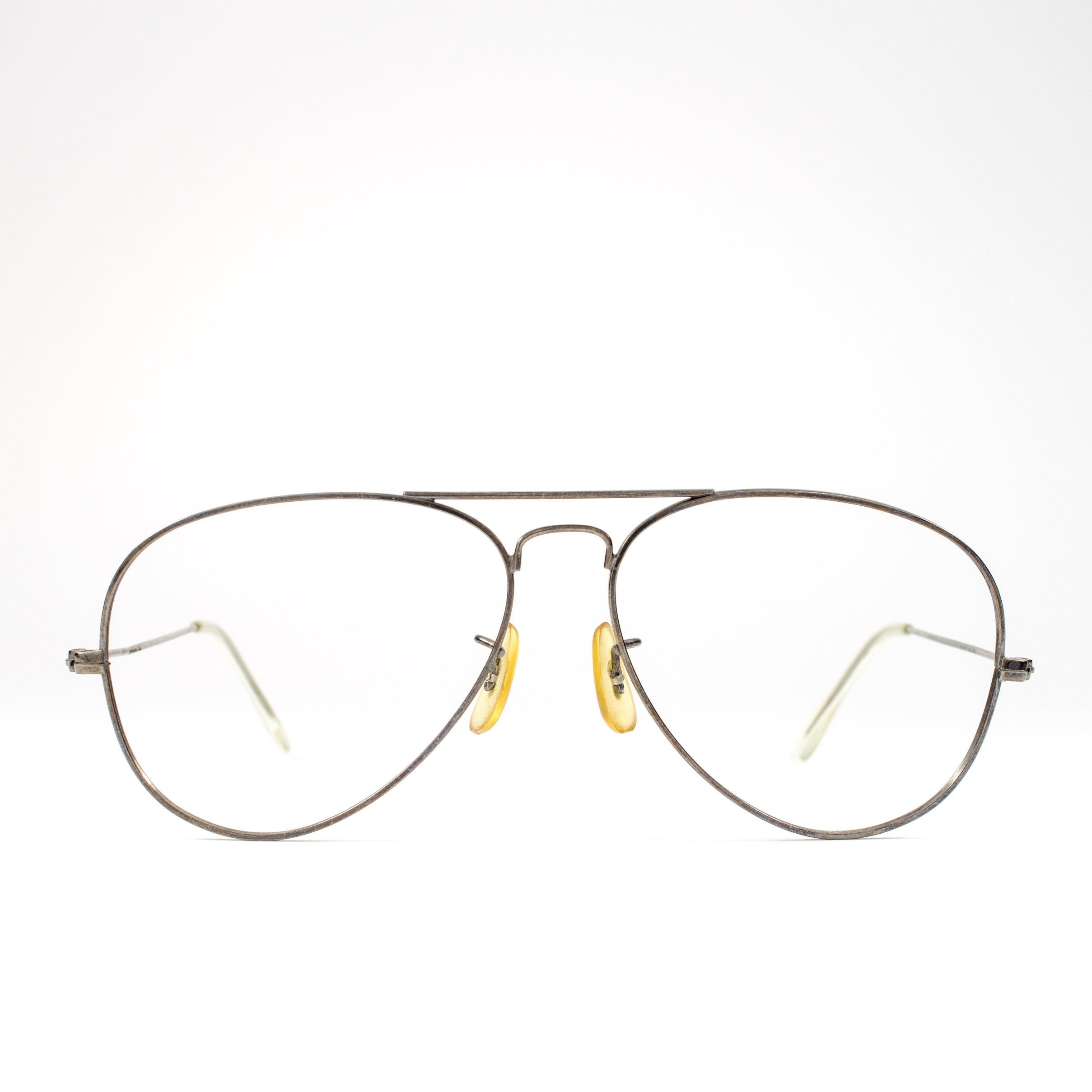 26ae7802e41 Black Vintage Eyeglasses