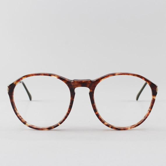 Vintage Eyeglasses | 80s Glasses | Tortoiseshell Eyeglass Frame | 1980s Aesthetic