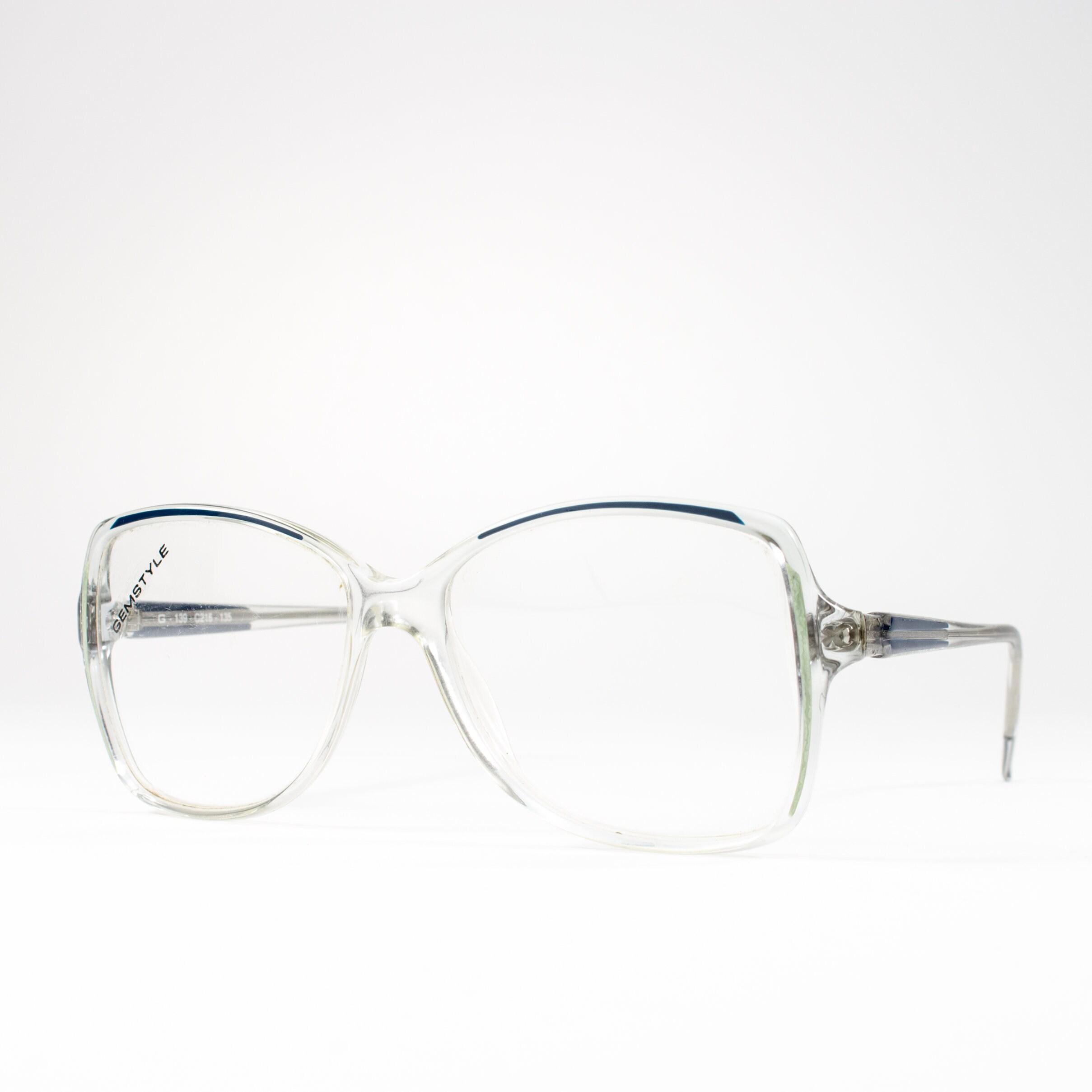 835b354add0ca 80s Glasses 1980s Vintage Eyeglasses Clear Glasses Frames