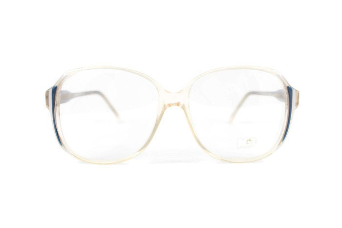 33bc0c64d59a ... 1980s NOS Round Glasses - Romance Mod. 1