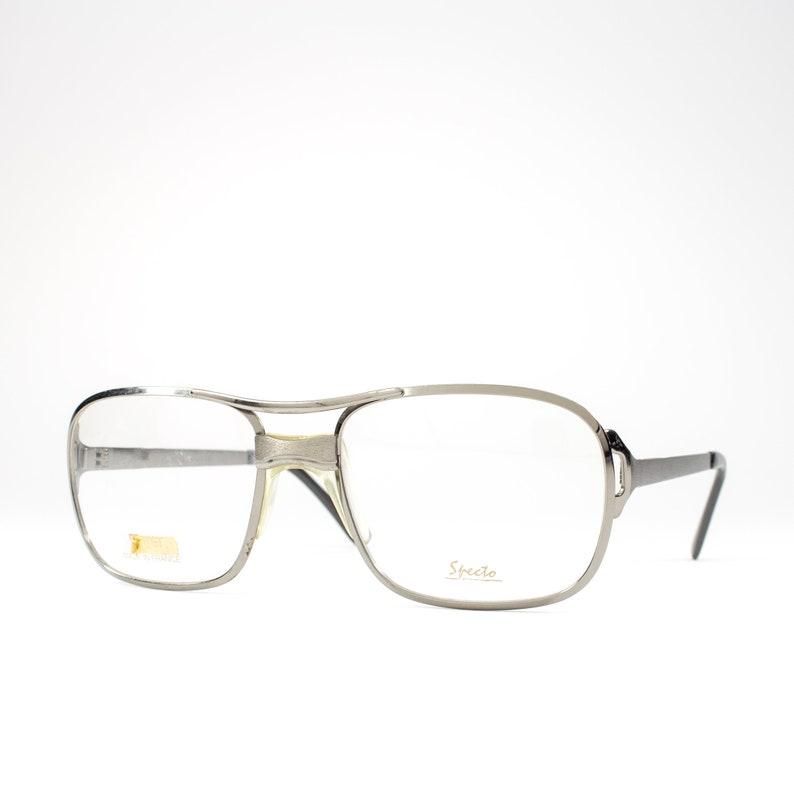 a5c4b5a17505 70s Glasses 1970s Vintage Eyeglasses Oversized Glasses