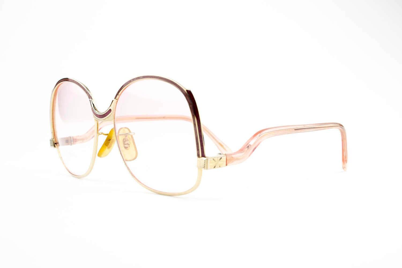 560ce4a8330 Vintage 70s Eyeglasses