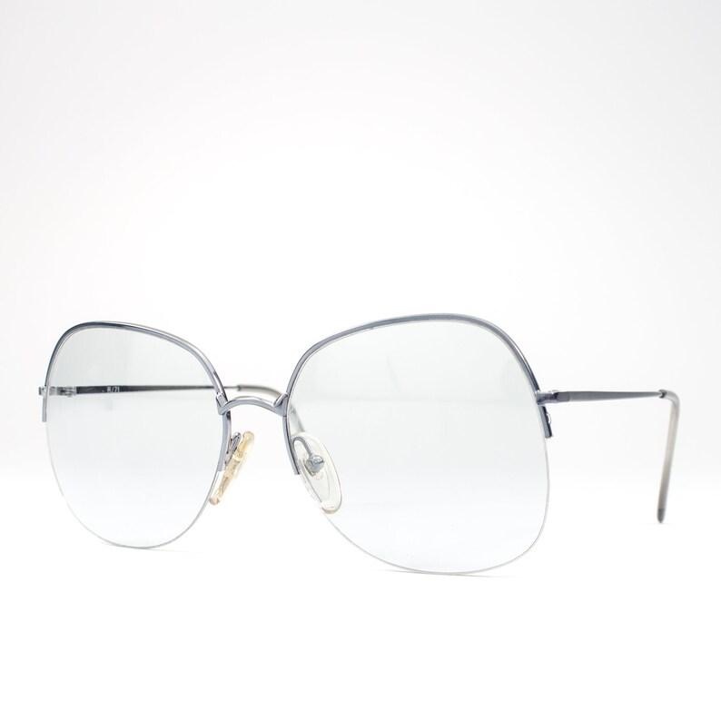 8c3cc8d95055 70s Sunglasses 1970s Vintage Eyeglasses Oversized Glasses