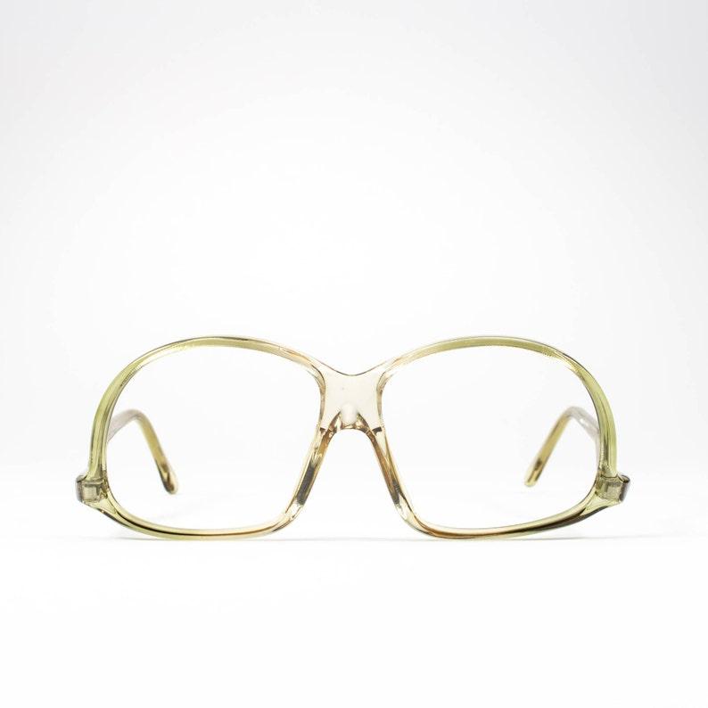 1fbf3829c3 1970s Vintage Eyeglasses 70s Glasses Upside Down Glasses