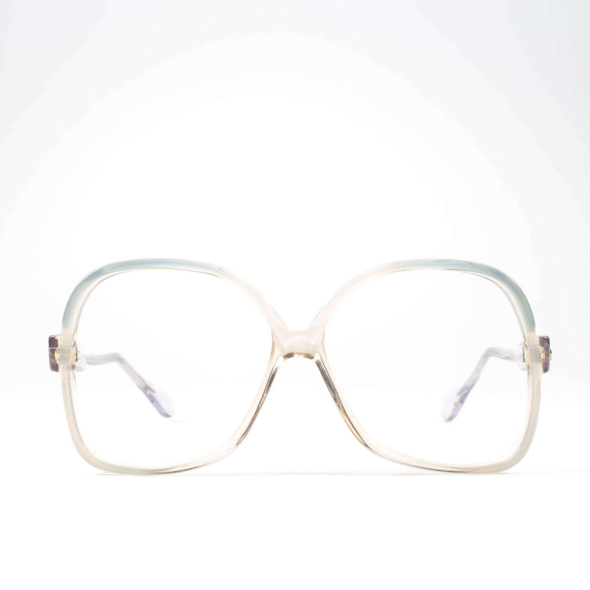 Vintage Eyeglasses | 70s Glasses | 1970s Oversized Glasses Frames ...