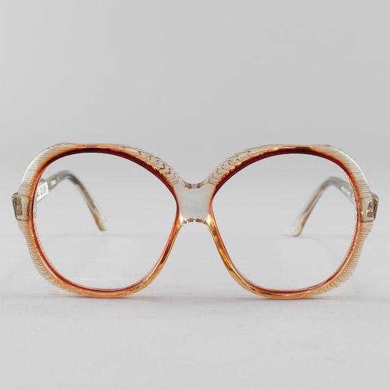 Vintage Eyeglasses | 70s Glasses Frame |  Oversized Eyeglass Frames | 1970s Aesthetic - Torino 2