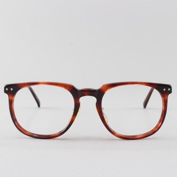 Vintage Glasses | 80s Eyeglasses | Tortoiseshell Eyeglass Frame | 1980s Look