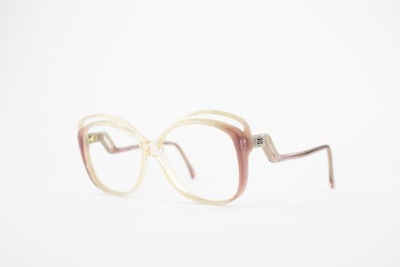 nuovo prodotto 0408f 2e867 Vintage 70s Givenchy Occhiali da vista Frame | Deselezionare occhiali |  Perfetto per gli occhiali da sole | Givenchy AA