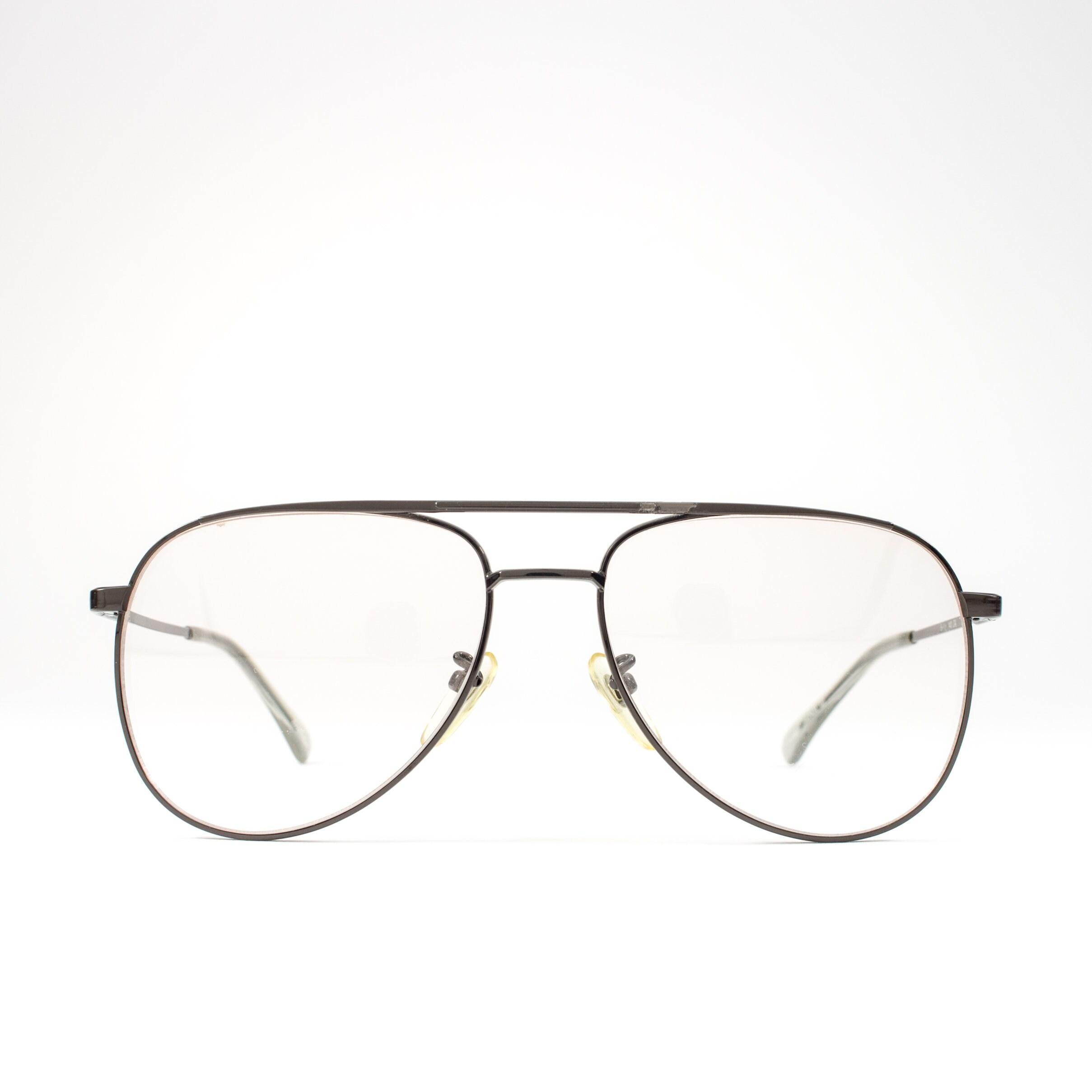 c1b1b3ff8bd 80s Vintage Aviator Glasses
