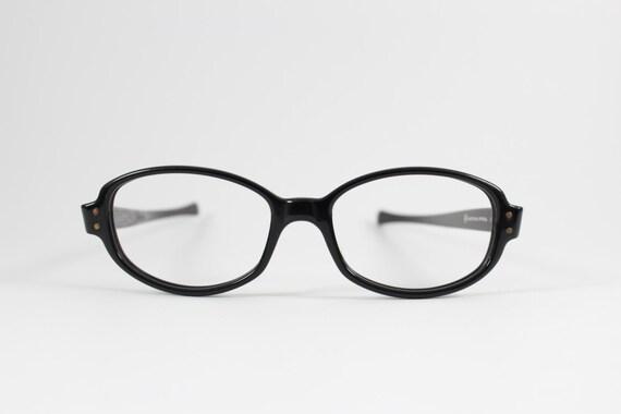 Vintage Eyeglasses | Minimalist American Optical Eyeglass Frame | NOS Glasses | Deadstock Eyewear - Elusive