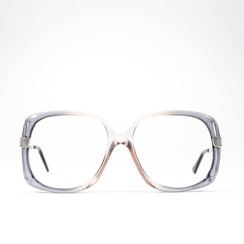 d59641a7c350 70s Glasses Vintage Eyeglasses 1970s Oversized Glasses