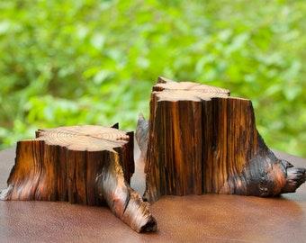 Longleaf Pine Heartwood Pedestals