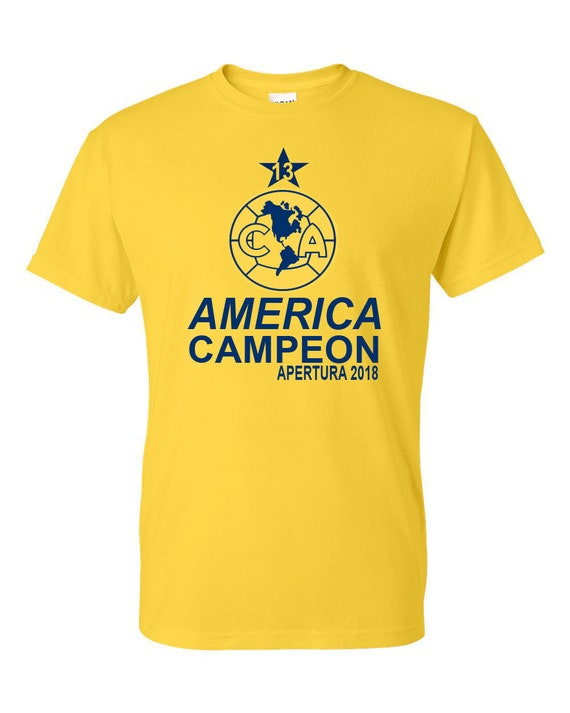 meet 4afed 93bab Items similar to Club America campeon 2018 on Etsy
