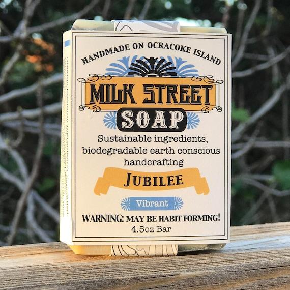 Jubilee Olive Oil Soap