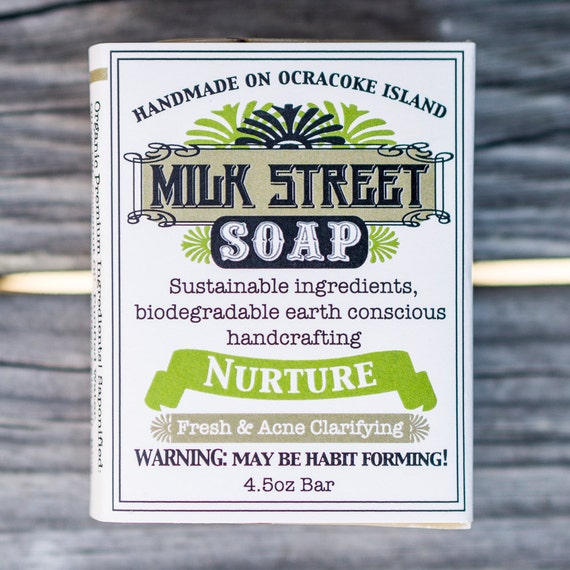 Nurture Goat Milk Soap
