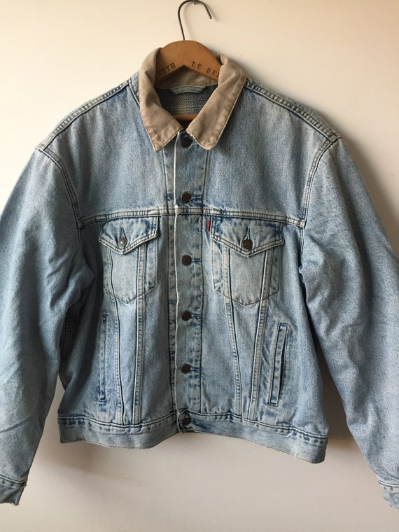 Vintage Jean Jacket Levi Strauss