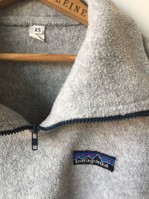Vintage Patagonia fleece sweater- - image 2