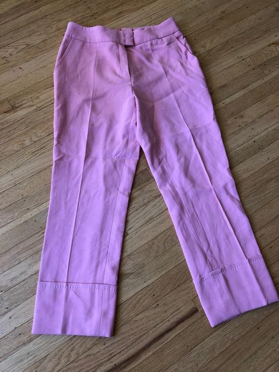 vintage Escada Capri Pants- size 28/29