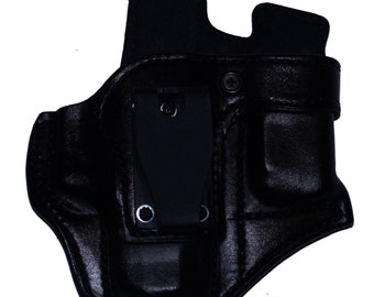 IWB holster with mag pouch