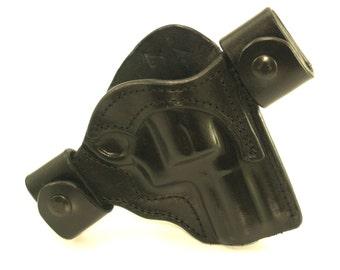 OWB holster for revolver EC-R2