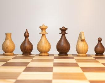 Lovenlight original wooden chess set