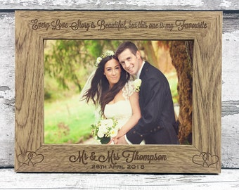 Picture frames for dating couples