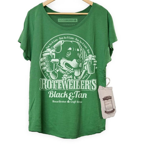 Rottweiler Shirt St Patricks Day Shirt Rottweiler Shirt Etsy