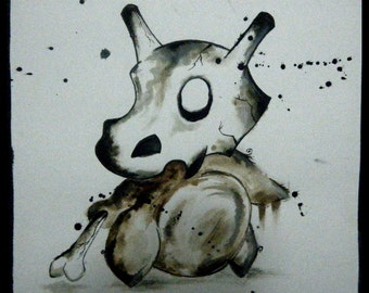 Cubone Artwork