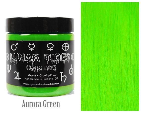 Lime Grun Haare Farben Etsy