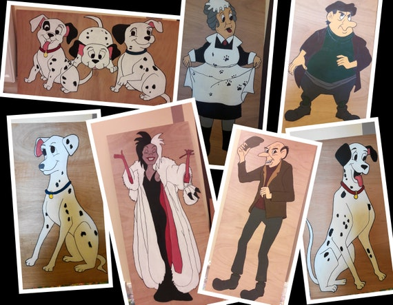101 Dalmations theme for hire